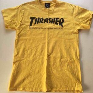 Sjukt cool thrasher tshirt!  Stl M  Frakt 55:-