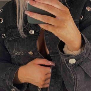 skitsnyggggg jeansjacka från jfr, strl s 150kr 🌟
