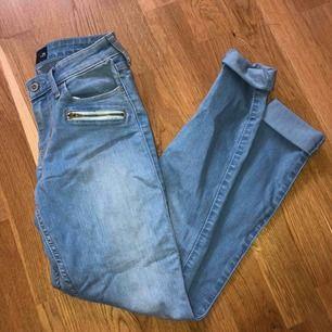Hollister jeans använda 1 gång💙