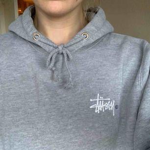 Jätteskön hoodie från Stussy. Trycket på baksidan är lite litet men annars är den i fint skick! 🙌