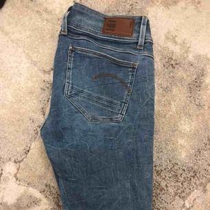Gstar lynn jeans använda ett par gånger!