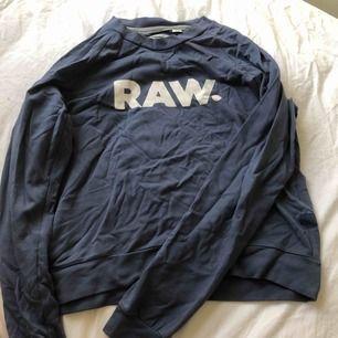 Blå tröja från G-star
