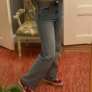 Populära Yoko byxor från Bikbok! Köpta i höstas, men används inte så mycket nu💞