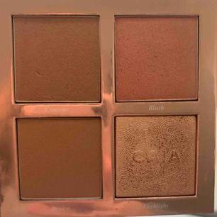 Säljer Classy Paletten från Caia. Använd ett fåtal gånger så fortfarande mycket kvar. Inga skador eller liknanade.
