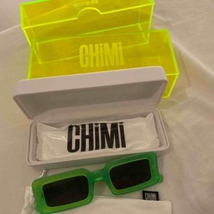 Helt nya Chimi brillor! Köpta för 1299 kr på Caliroots men säljer för endast 400kr. De är aldrig använda samt att box medföljer! Hör av dig om du har frågor angående pris osv 🥰