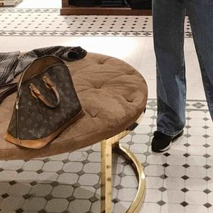 Louis Vuitton Alma vintage ÄKTA