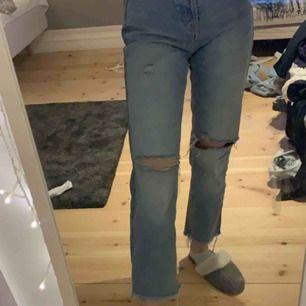 Skit snygg jeans från hm, kommer inte till användning längre tyvärr, frakt tillkommer