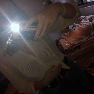Vit blus/skjorta från Zara