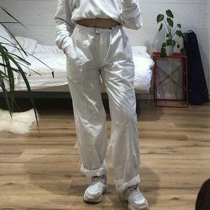 Vintage Nike byxor, passar storlek S