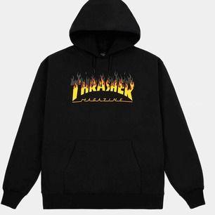 En knappt använd Trasher tröja, ordinarie pris 900kr!🥰