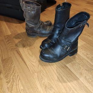 Begagnade använda boots