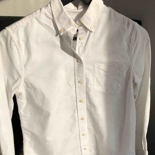 Gant Oxford skjorta vit. Superfint skick 👌👌👌