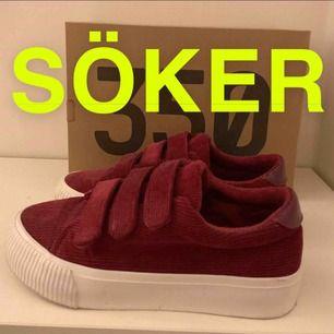 Är det någon som skulle tänka sig sälja dessa skor i storkek 37/38? Isf skriv så diskuterar vi pris, skulle vara väldigt intresserad:) 💗💓🥰☺️