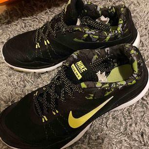Nike träningsskor som är i mycket bra skick, storlek 37.5!
