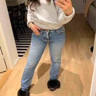Nudie jeans skulle säga att dom är som en 36 💗💗