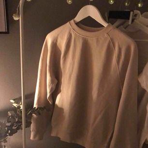Beige sweatshirt från Cubus, helt ny aldrig använd🤩