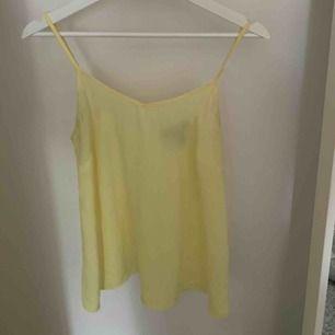 Super fin gult linne! Det är inte genomskinligt! Välj bara rätt bh färg under! 💛💛💛