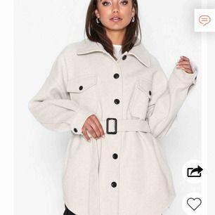 Säljer nu min populära jacka från Nelly. Använd ett fåtal gånger. Finns i Vasastan alt fraktas mot kostnad. Först till kvarn eller högstbjudande☺️