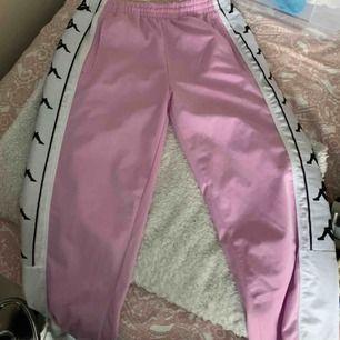 Kappa Pink Kylie Jenner Soccer Banda Vintage Retro 90's tracksuit bottoms