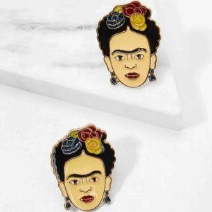 Ascoola Frida khalo örhängen! 🧡