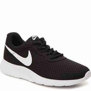 Hej! Säljer mina Nike tanjun skor i storlek 38 för 175kr (inklusive frakt) . Använda några gånger fortfarande i bra skick. Kan mötas upp i Jönköping och Nässjö
