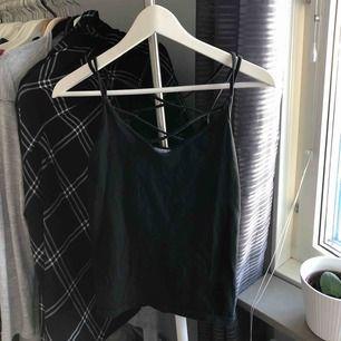 Supersnygga linne från new yorker, är strl L men skulle mer säga en M eller S