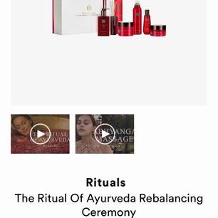 6 produkter från rituals, bra present