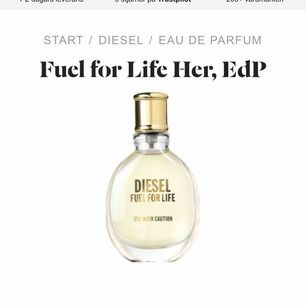 30 ml fuel for life her, EDP