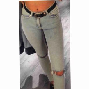 Jeans i storlek M köpt för 600kr säljer för 200kr  Frakt tillkommer