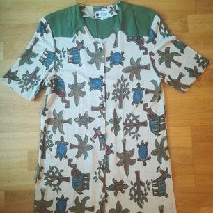 Jättefin vintage skjorta, storlek 38. Frakt 42:-