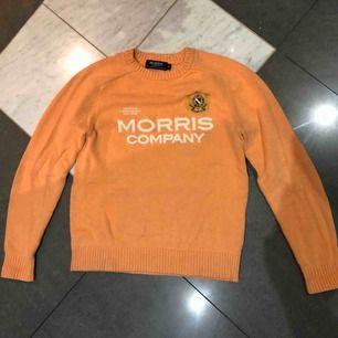Äkta Morris-tröja, använd ett fåtal gånger. Köparen står för frakten som inte är inräknad i priset.