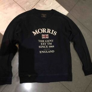 Äkta Morris-tröja, använd ett fåtal gånger. Köparen står för frakten som inte är inräknad i priset