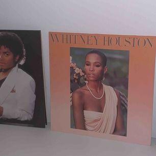 Whitney Houston LP skiva