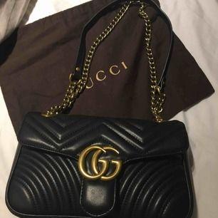 Gucci väska Dustbag medföljer  Kom gärna med bud☺️