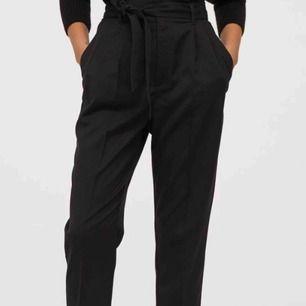 Super sköna svarta kostymbyxor  129kr inkl frakten