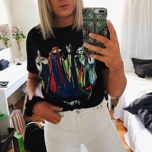Skitcool tröja från Zara med Disney skurkarna, frakt ingår