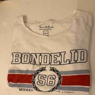 Bondelid t-shirt nyskick.
