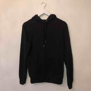 Fin hoodie svart hm