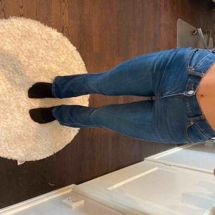 Jätte fina bootcut jeans från dr denim! Jätte skona och fina! Nya! Passar XXS-Xs