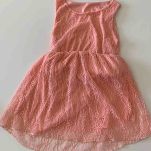 Rosa klänning!!