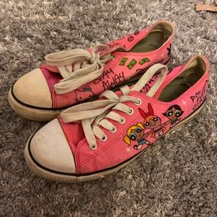 Världens sötaste skor, handmålade!