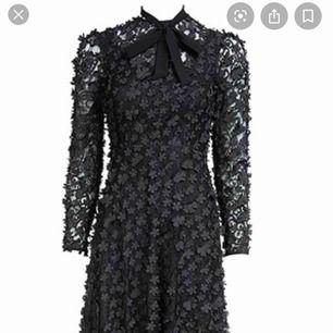 PRIS KAN DISKUTERAS Svart Ida Sjöstedt klänning. Aldrig ens använd. Nypris ca 1600kr