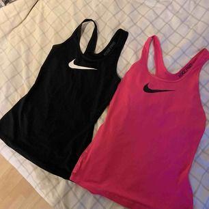 SVART LINNE SÅLT  Nike PRO linnen. Det rosa är S. Frakt ingår