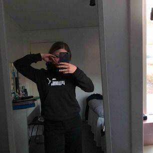 Fin vintage hoodie från puma, fint skick och inte använt mycket💓💓