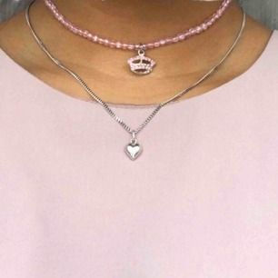 Pink necklace💗