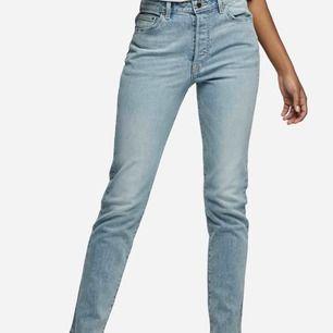 Cubus high waist slim jeans, strl M
