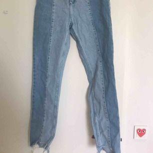 Ett par väll använda jeans från nakd,sjukt snygga!💖