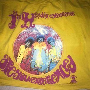 Avklipps Hendrix t-shirt. Storlek L men haft den som oversize! Köpare står för frakt 🥰