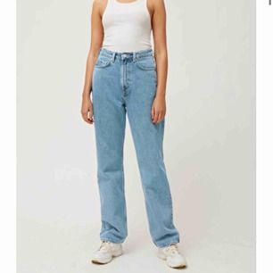 Weekday Row Sky Blue Jeans