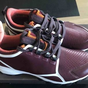 New adidas shoes wine red by stella mccartney, size 38-39
